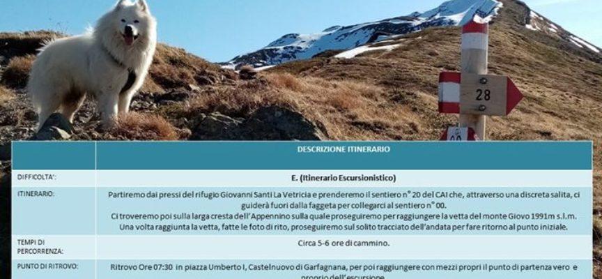 Escursione in Appennino con il CAI Garfagnana