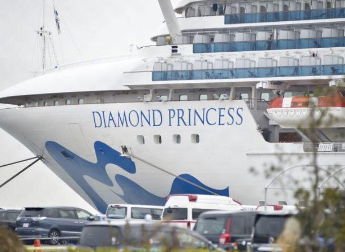 Coronavirus, morti 2 passeggeri della Diamond Princess. 394 nuovi casi in Cina