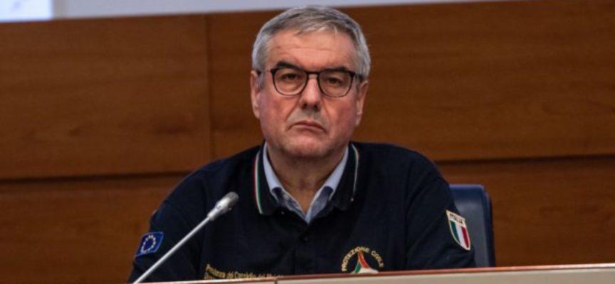 """Coronavirus, Borrelli: """"821 persone contagiate, 21 morti e 46 guariti"""""""