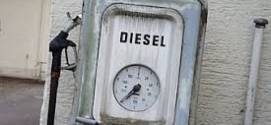 Il contributo all'inquinamento dei motori a ciclo diesel