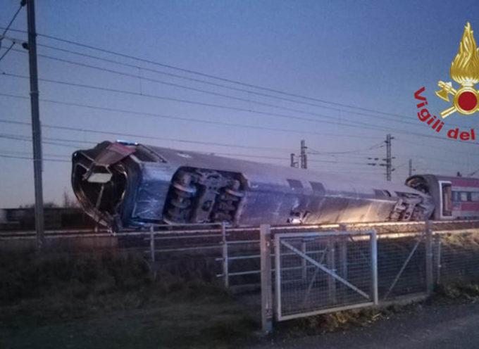 Grave incidente ferroviario tra Piacenza e Lodi all'alba di oggi.
