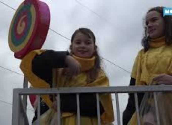 Il Carnevale dei bambini a Marlia e a Veneri