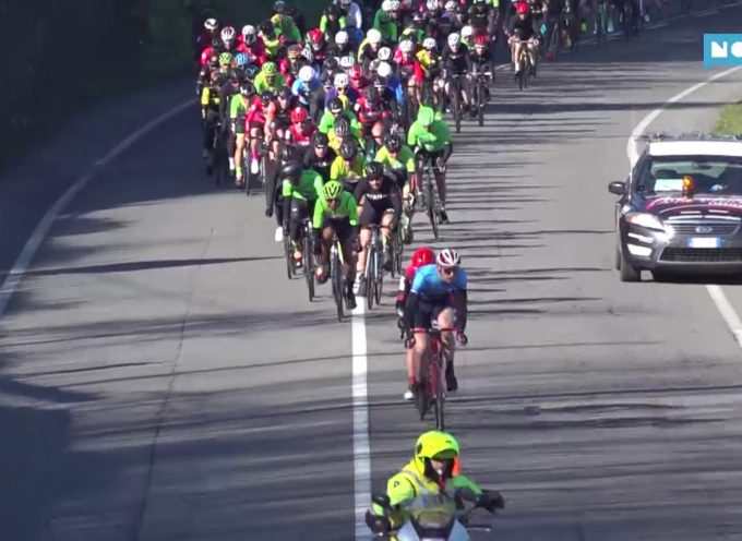 Beffati gli scalatori, il passista Coluccini primo alla corte di re Pantani
