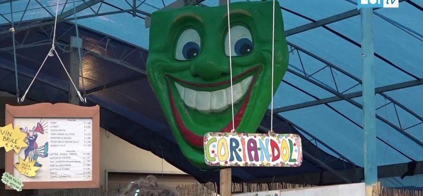 """Maschere e coriandoli: successo per il """"Carneval Paganico"""""""