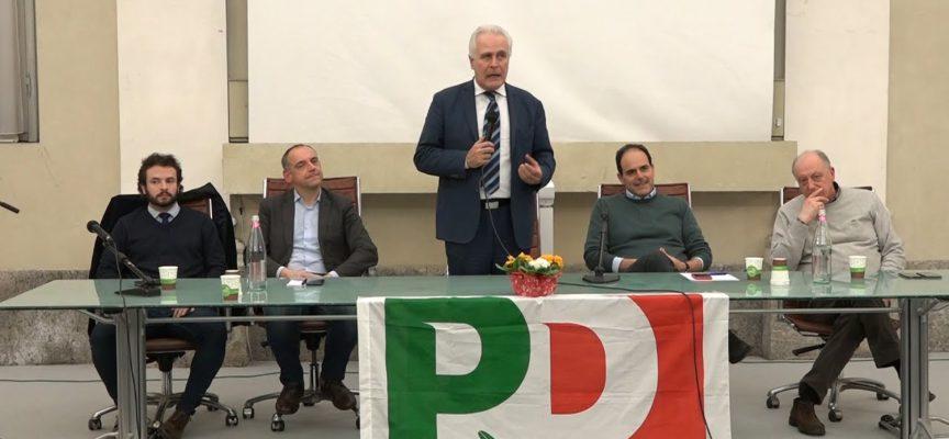 Giani indica le priorità per Lucca in caso di elezione
