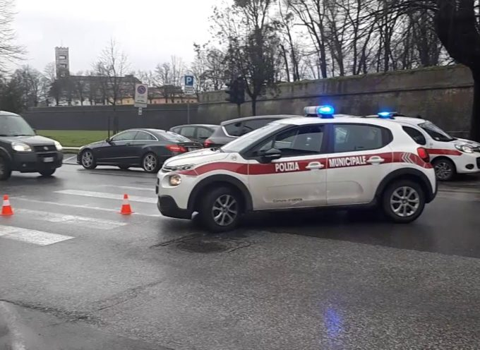 Scontro sulla circonvallazione: grave un 69enne di San Vito