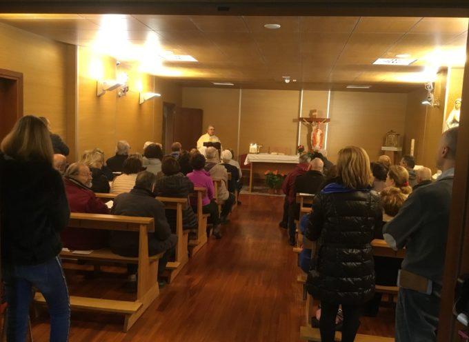 """All'ospedale """"San Luca"""" di Lucca si è svolta la Messa di San Biagio"""