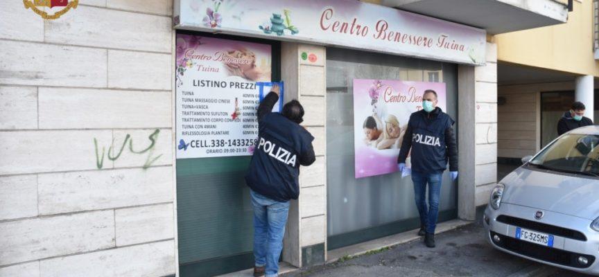 Sfruttamento della prostituzione; chiuso un centro massaggi