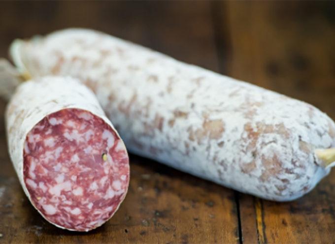 Ministero segnala Salmonella e Listeria monocytogenes nel salame contadino LA SALUMERIA DI EUSTACHIO.