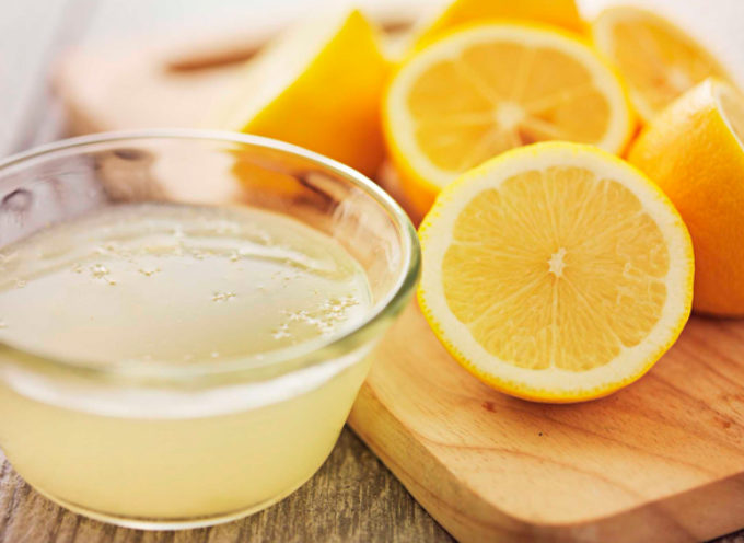 La cura del limone, tutta la salute in una spremuta