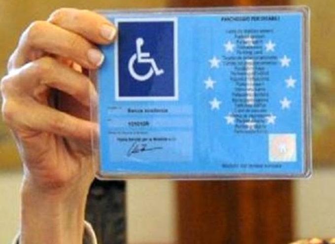 Capannori – Contrassegni disabili, il Comune invierà un promemoria in prossimità della scadenza