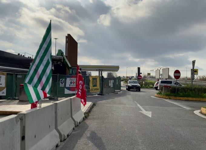 Licenziamenti all'area Versilia Est: sciopero dei lavoratori