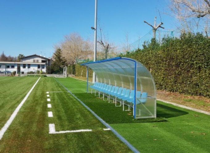 Campo Pedonese, pronto il nuovo manto di ultima generazione e grande inaugurazione