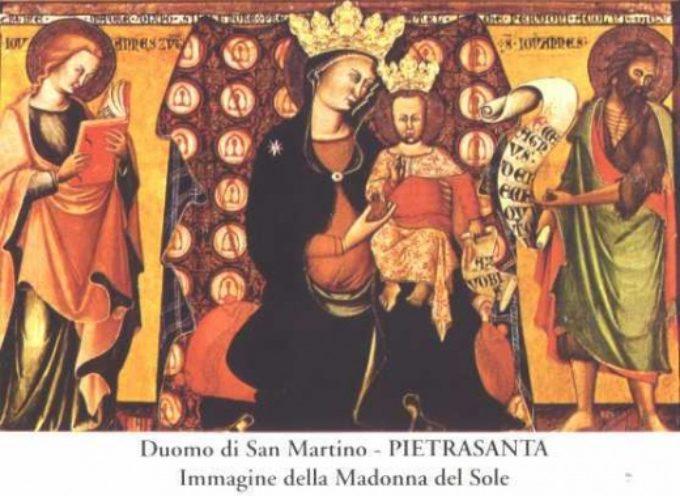 Emergenza Sanitaria: comunità invoca la sua Madonna del Sole, vinse la peste nel 1630