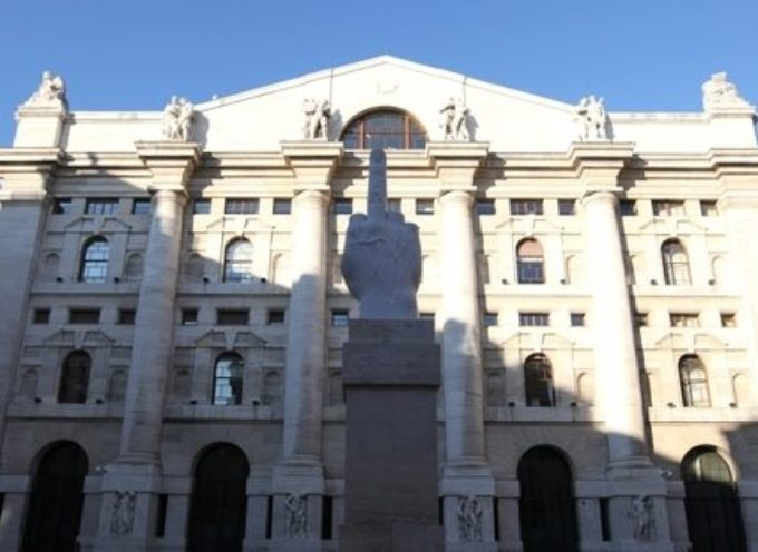 Borsa Italiana: vietate vendite allo scoperto. Tutti i dettagli