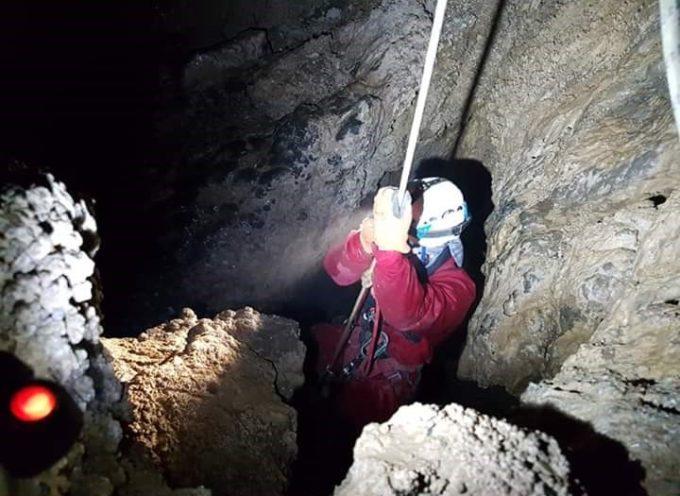 Prove scientifiche all'interno dell'Antro del Corchia per carpirne i segreti