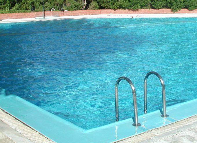 Agriturismo, riempimento piscine. Richiesta entro il 31 marzo per utilizzare l'acqua del pubblico acquedotto