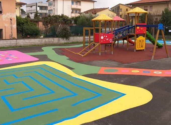 SERAVEZZA – chiusi da stamani i parchi pubblici cittadini