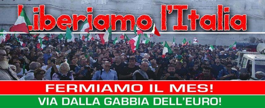 Coordinamento Nazionale NO MES – L'assemblea di Roma si farà in diretta streaming su Byoblu e PandoraTv