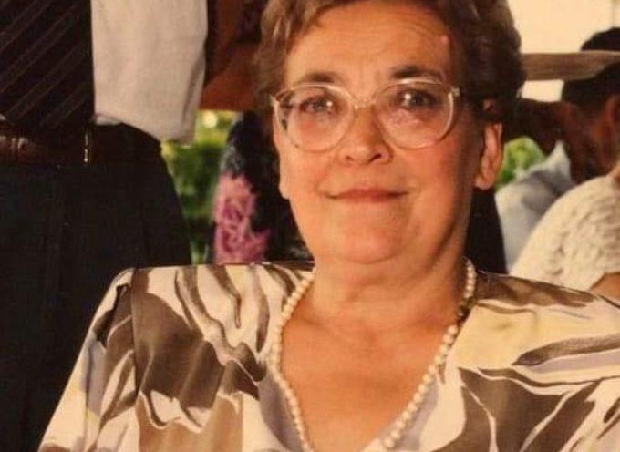 Seravezza – Pancola piange  la morte di Dina Leonardi