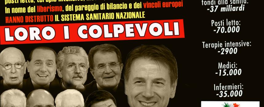 A mali estremi, estremi rimedi – Liberiamo l'Italia, fermiamo il MES.