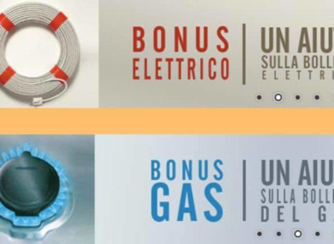 Bonus Sociale per Luce e Gas
