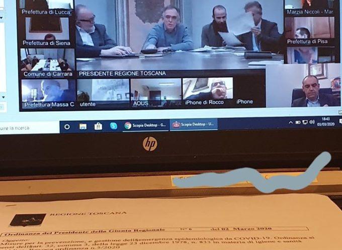 La Regione Toscana ha emanato una nuova ordinanza, queste le disposizioni: PER LA QUESTIONE CORONAVIRUS