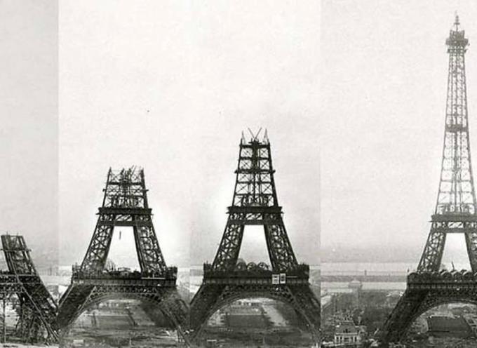 #accaddeoggi Buon compleanno Torre Eiffel.