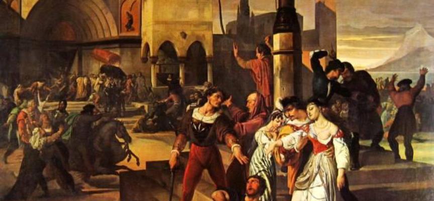 ACCADDE OGGI – IL 30 MARZO 1282 LA RIVOLTA DEI VESPRI SICILIANI