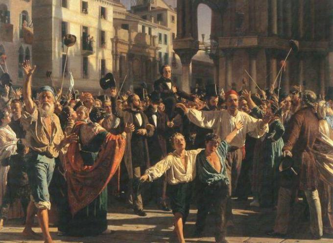 accedde oggi Il 23 marzo 1848 inizia la prima guerra di indipendenza combattuta dal Regno di Sardegna