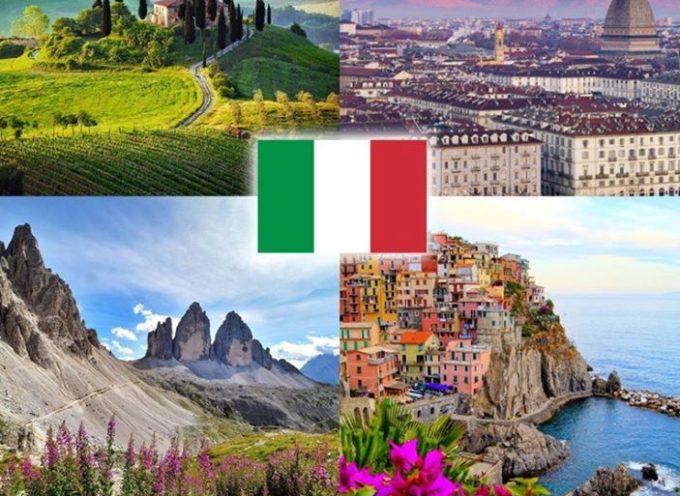 POPOLO ITALIANO – PASSIAMO LE NOSTRE VACANZE IN ITALIA!