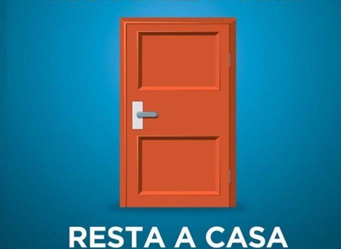 STATE A CASA!!!!