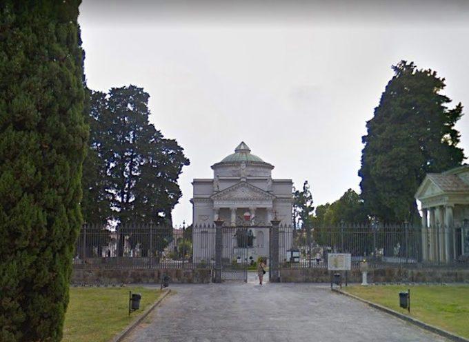LUCCA – Da domani, lunedì 23 marzo, i cimiteri del territorio SARANNO CHIUSI