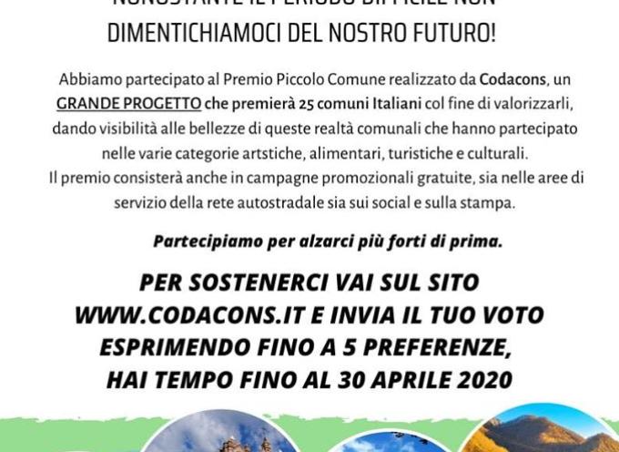 I NOSTRI COMUNI PARTECIPANO AL PREMIO PICCOLO COMUNE AMICO