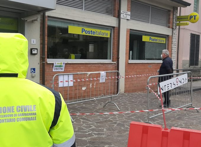 presso l'Ufficio Postale di Castelnuovo di Garfagnana, sarà possibile il ritiro delle pensioni