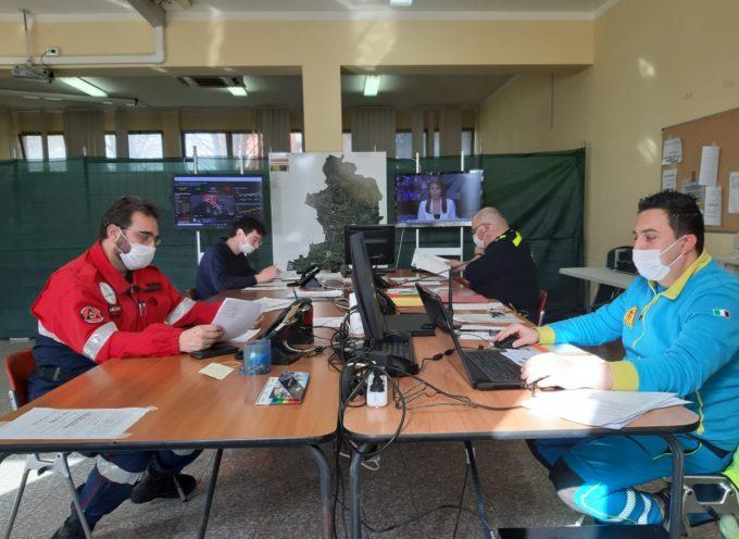 LA PROTEZIONE CIVILE DI CAPANNORI – Da 23 giorni siamo operativi dalle 8 alle 20.