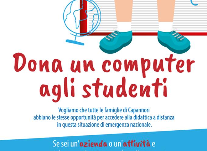 DONA UN COMPUTER AGLI STUDENTI