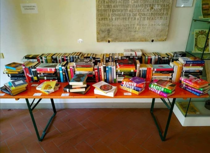 CASTIGLIONE DI GARFAGNANA – Visto la chiusura al pubblico della nostra Biblioteca, causa emergenza Covid, vorremmo comunque farvi compagnia