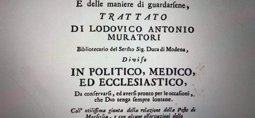 Epidemie e Pandemie nella storia.