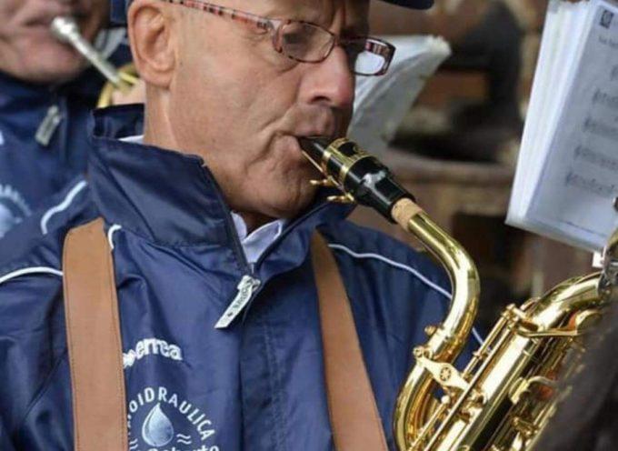 Seravezza piange Mario Luisi – Fondatore e membro insostituibile della Filarmonica di Riomagno!