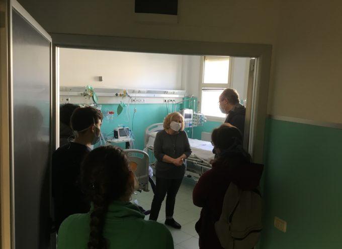 Azienda USL Toscana nord ovest: nuovi posti letto di terapia intensiva, cure intermedie e alberghi sanitari