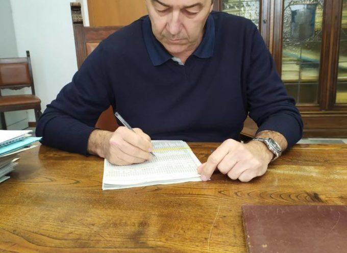 Forte dei Marmi – Il Sindaco Bruno Murzi firma l'ordinanza di sospensione dei cantieri edili sul territorio