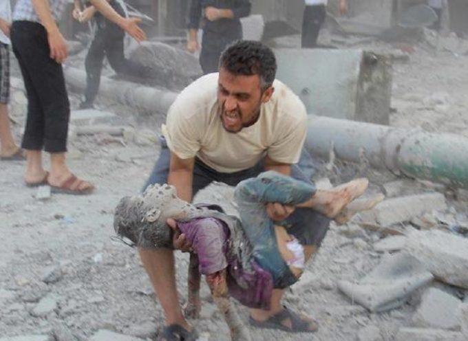 Strage dei bambini siriani: continua lo sterminio dei piccoli eroi di cui nessuno parla