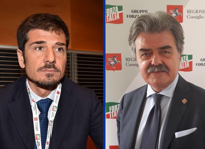 """Coronavirus, Stella e Marchetti (FI): """"Economia al collasso, ridurre e sospendere tasse, fondi per imprese"""""""