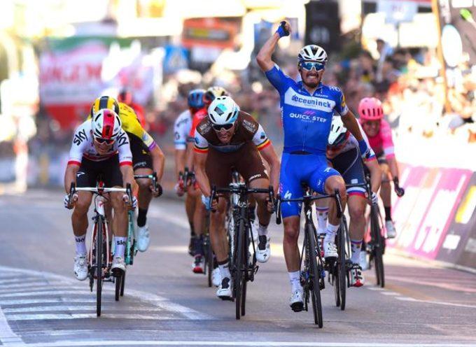 Milano-Sanremo e Tirreno-Adriatico rinviate PER EMERGENZA CORONAVIRUS