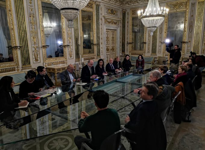 Il sindaco Tambellini incontra le categorie economiche a Palazzo Orsetti