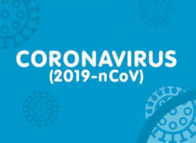 """Aggiornamento situazione Coronavirus """"Covid-19"""" – Bollettino di giovedì 19 marzo 2020, ore 18.30 lucca – versilia – lunigiana – pisa – livorno"""