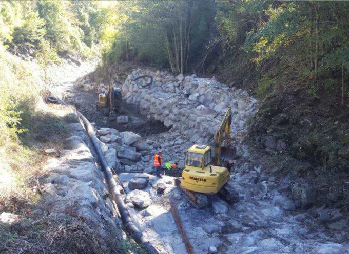 Nuove opere e manutenzione regolare ai corsi d'acqua: la ricetta del Consorzio bonifica per la sicurezza idraulica dell'appennino pistoiese