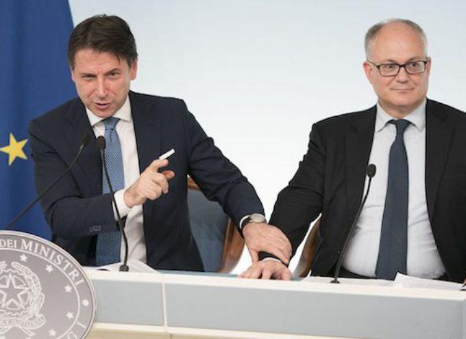 """arriva il """"decretone"""" da 25 miliardi: dai mutui sospesi alle indennità per le partite Iva"""