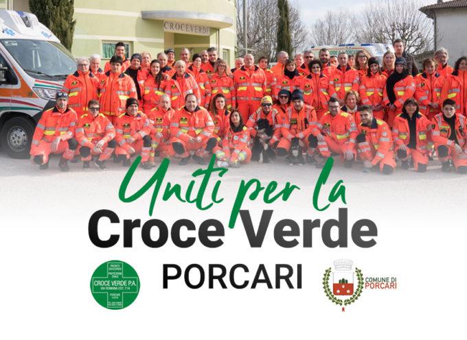 Mascherine e tute per i volontari della Croce Verde di Porcari: al via la raccolta fondi